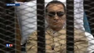 Hosni Moubarak : le récit d'une chute
