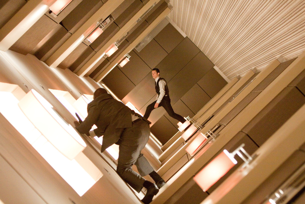Inception de Christopher Nolan