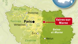 Seine-et-Marne Vaires-sur-Marne