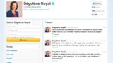 """Royal sur twitter : """"merci d'arrêter de parler à ma place"""""""