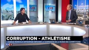 """Dopage : """"Cela fait réfléchir sur le mode de gouvernance des fédérations"""""""