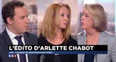 Edito d'Arlette Chabot : la stratégie de Nicolas Sarkozy