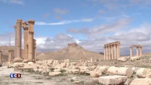 En Syrie, l'Etat islamique chassé du nord de Palmyre
