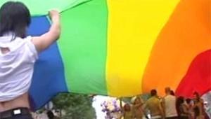 Gay Pride Marche des fiertés