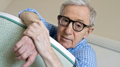 Woody Allen au Festival de Cannes 2015