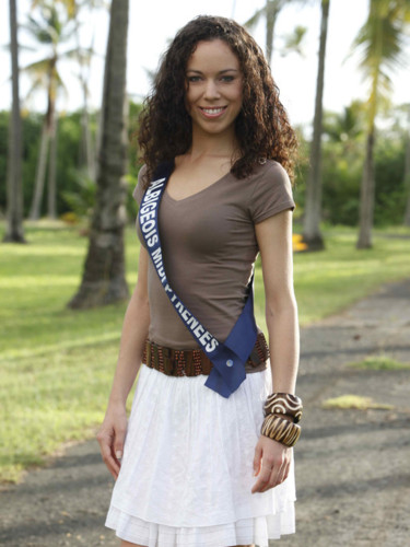 Miss Albigeois Midi Pyrénées 2009 - Laura Faroult : candidate Miss France 2010