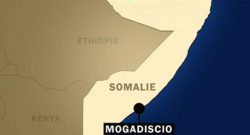 Carte somalie
