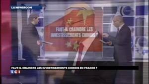 Faut-il craindre les investissements chinois en France?
