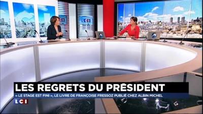 """Hollande a """"fait un mea-culpa comme-ci le stage était fini"""""""