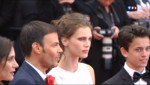 Le 20 heures du 16 mai 2013 : Cannes : Marine Vacth, Emma Watson et Sarah Forestier ouissent la Croisette - 1870.722