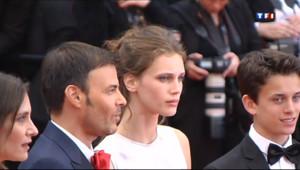 Le 20 heures du 16 mai 2013 : Cannes : Marine Vacth, Emma Watson et Sarah Forestier �ouissent la Croisette - 1870.722