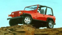 Photo 2 : JEEP WRANGLER - 1993