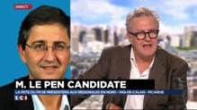 """Candidature aux régionales : même Marine Le Pen le dit, """"son objectif c'est 2017"""""""