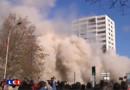 """Les tours Mondor, lieu du célébère """"racailles"""" de Sarkozy, détruites"""