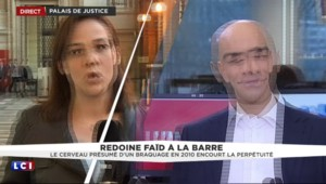 Meurtre d'Aurélie Fouquet : Redoine Faïd nie toute implication