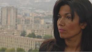 Samia Ghali, candidate malheureuse aux primaires socialistes à Marseille.