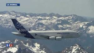 Airbus : 2011, année record pour les commandes