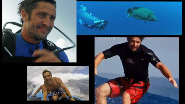 Comme un pacha à Tahiti : caméra embarquée avec Lizarazu