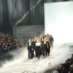 Défilé Chanel catwalk
