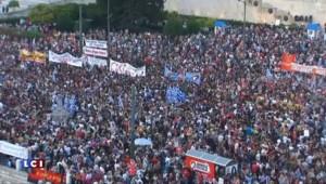 Grèce : Tsipras déjà en campagne après sa démission retentissante