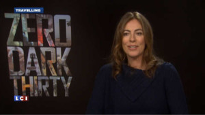Interview Kathryn Bigelow pour Zero Dark Thirty