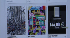 Le 13 heures du 25 octobre 2014 : Acheter des %u0153uvres d'art pour soi ou en copropri� sur Internet, c'est possible - 1018