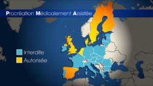 Le 20 heures du 5 octobre 2014 : PMA : o� en est la France ? - 279.638