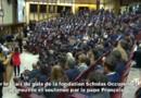 Richard Gere, George Clooney et Salma Hayek décorés par le pape François