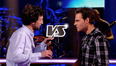 Battles The Voice du 8 mars 2014 - Igit contre Charlie, une Battle surprenante sur « Like a Hobo » (Charlie Winston)