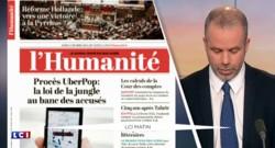 Déchéance de nationalité, suppression du billet de 500 euros... vos Unes du 11 février