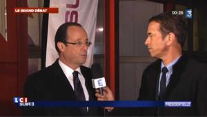 """François Hollande : """"Maintenant, les Français savent de quoi je peut être capable"""""""