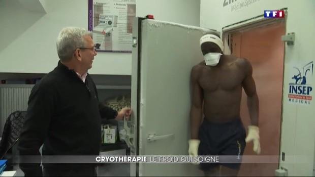 La cryothérapie : le soin par le froid extrême fait ses preuves