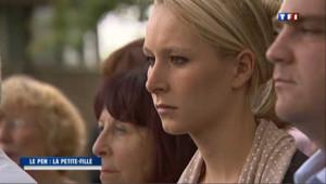 Marion Maréchal-Le Pen fait ses premiers pas de députée