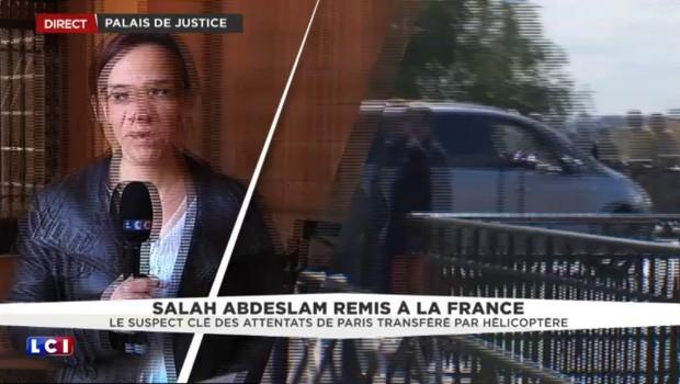 Salah Abdeslam transféré en France : son avocat Frank Berton est arrivé au palais de Justice