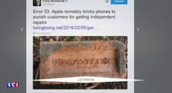 Apple coupable d'avoir bloqué les téléphones réparés dans d'autres magasins ?