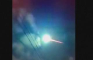 Une lumière blanche dans le ciel argentin : s'agit-il d'une météorite ?