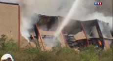 Le 20 heures du 17 avril 2015 : Incendie géant à la Courneuve : ce qu'il s'est passé - 107.962