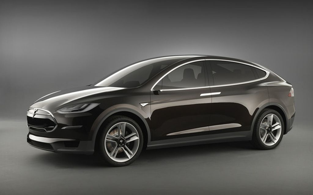 News Automoto Tesla Model X Futur Crossover 233 Lectrique