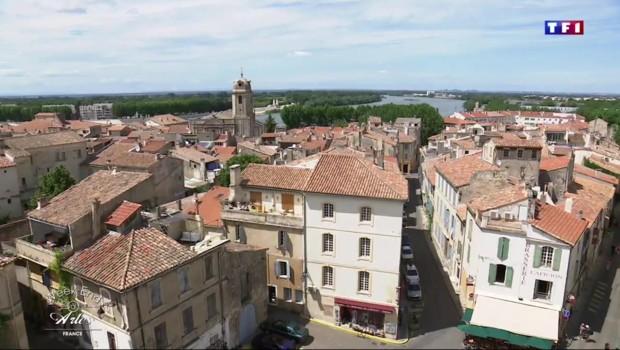 Bain de culture à Arles