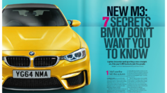BMW M3 2013 CAR Magazine 2
