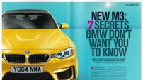 BMW M3 2013 CAR Magazine 2