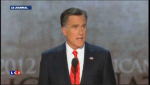 Convention républicaine : les moments forts du discours de Romney