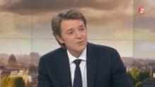 François Baroin sur France 2, le 26 novembre 2014.