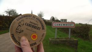 Le 13 heures du 18 janvier 2015 : A vendre, dernière fabrique de camembert %u2026 à Camembert - 674.183