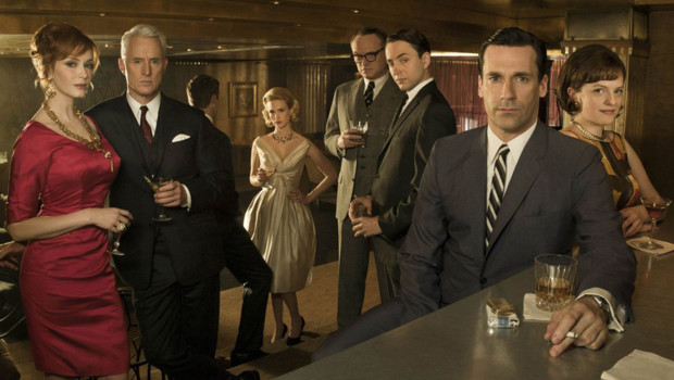 Mad Men - Saison 4. Srie cre par Matthew Weiner en 2007. Avec : Jon Hamm, Elisabeth Moss, Vincent Kartheiser et January Jones