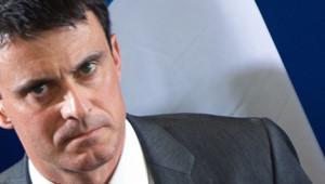 Manuel Valls en mars 2013.