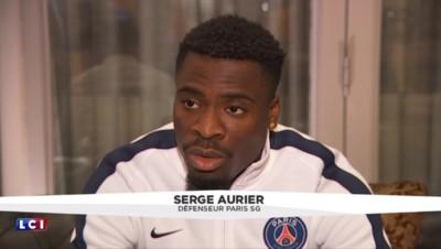 """Mis à pied par le PSG, Serge Aurier reconnaît avoir """"fait une grosse connerie"""""""
