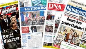 Revue du presse du 16 avril 2012