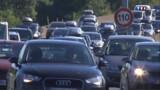 Vacances : un pic de 319 km de bouchons sur les routes