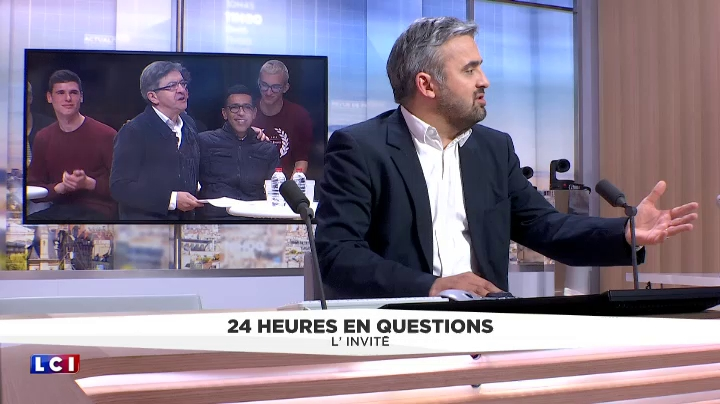 l 39 invit de 24 heures en questions du 10 mars 2017 alexis corbi re porte parole de jean luc. Black Bedroom Furniture Sets. Home Design Ideas